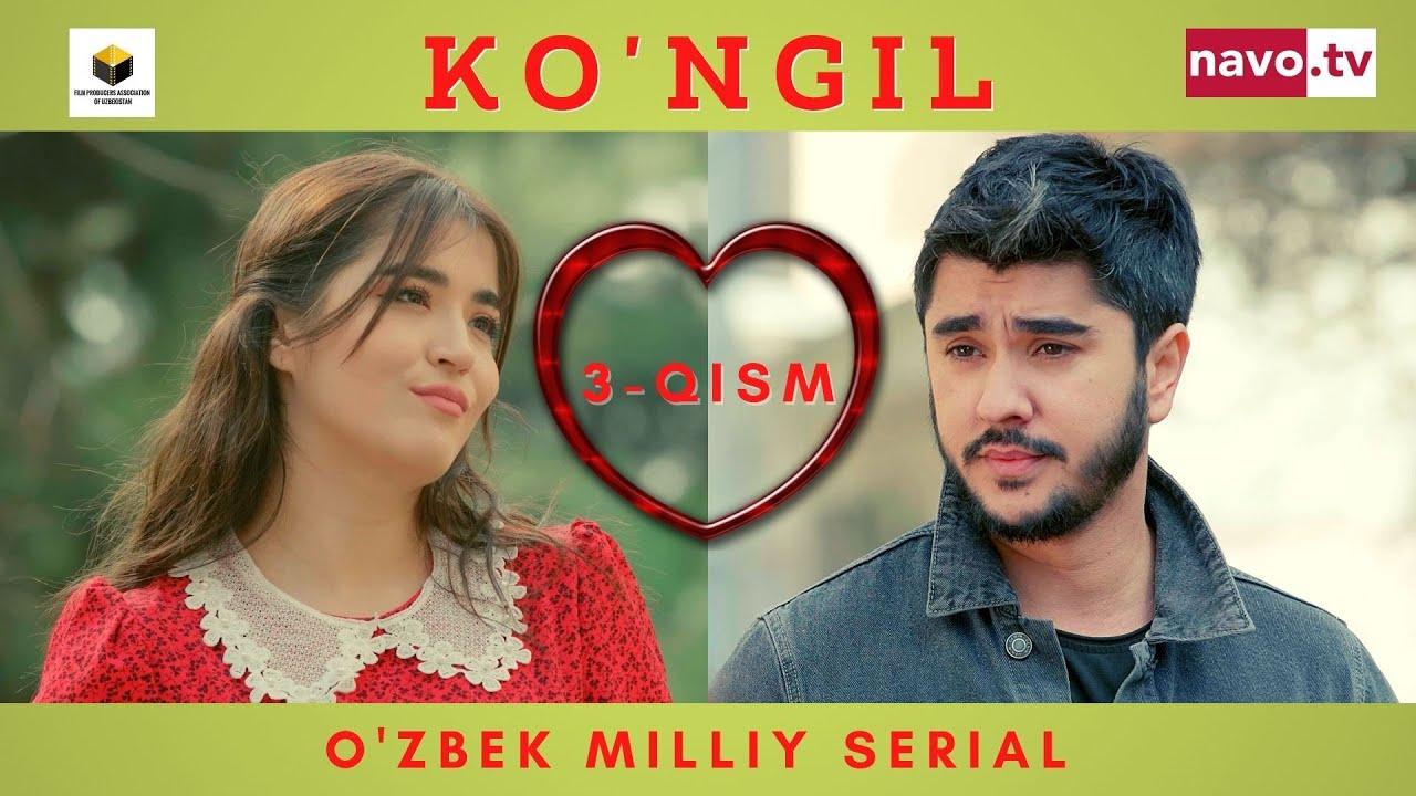 Download Ko'ngil  (o'zbek serial) 3- qism | Кўнгил (ўзбек сериал) 3- қисм