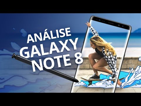 Samsung Galaxy Note 8, vale a compra? [Análise Completa / Review]