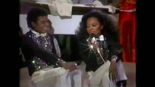 Michael Jackson and Diana Ross call each other SEXY!