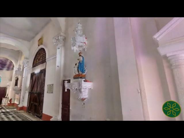 [Trùng tu] Số hóa và dựng mô hình 3D nhà thờ Tân Định