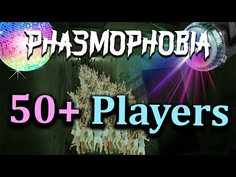 So I Hosted a House Party in Phasmophobia... |