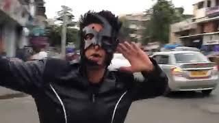 Ranveer singh dance challenge to Hrithik roshan