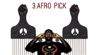 BLACK GOD S.P.A.W.N. -The Forever People - Afropick