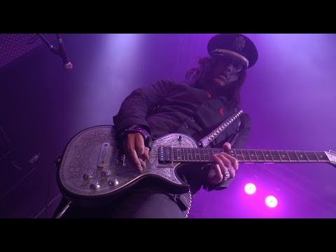 Straus Project-- Michael Grant of L.A. Guns