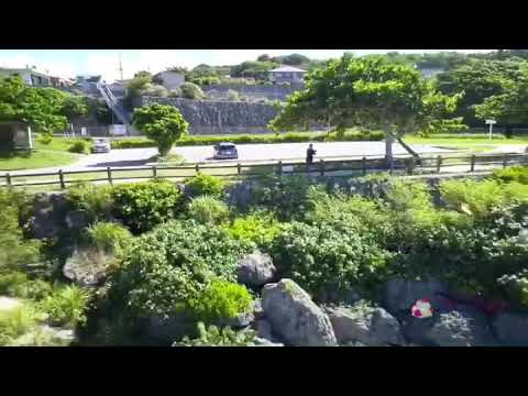 空撮 Phantom4 沖縄県糸満市