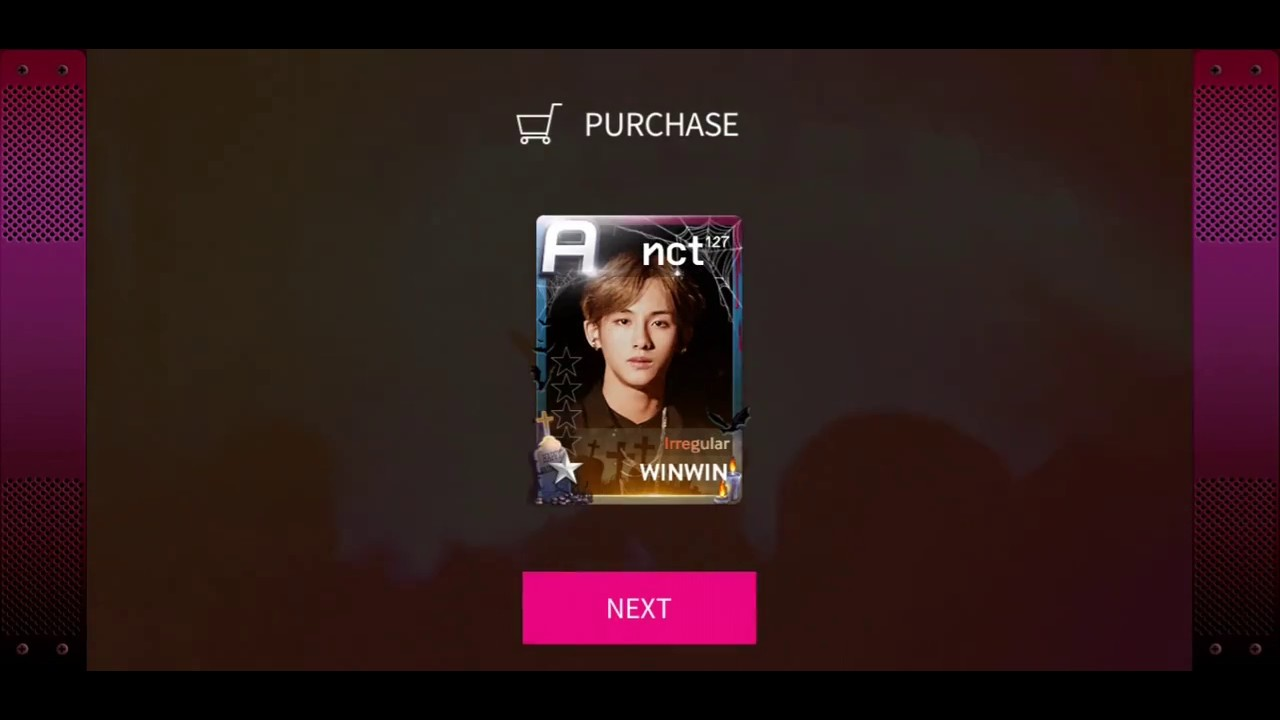 Collecting NCT 127's LE Theme on Superstar SMTown (My Halloween Nightmare)