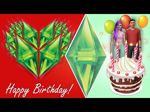 HAPPY BIRTHDAY RED! - Sims 3 Ever After Ep. 15