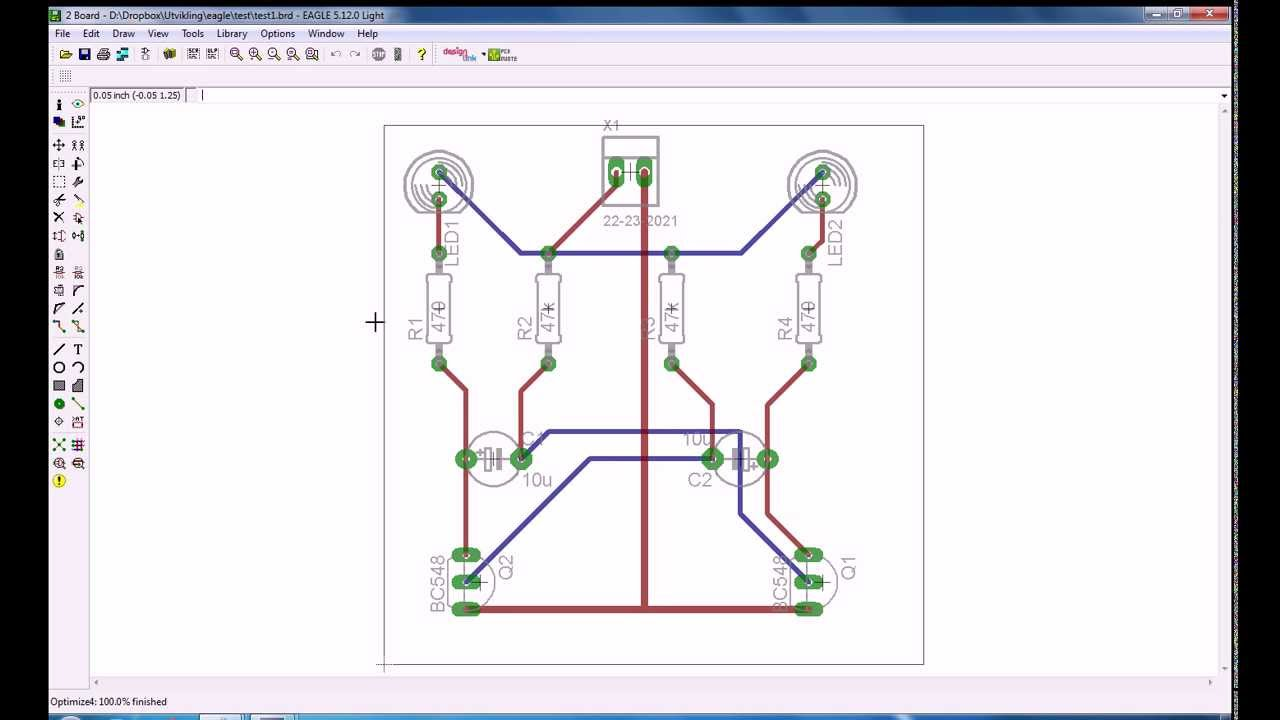 How To Use Eagle Autorouter with Net Classes - YouTube