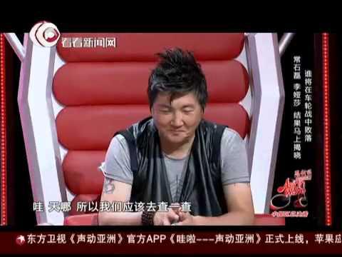 声动亚洲20120829:李娅莎PK常石磊