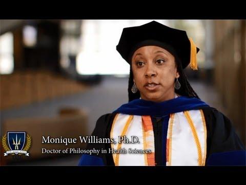 Monique Williams, Ph.D. Health Sciences