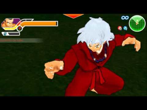 dragonball inuyasha: