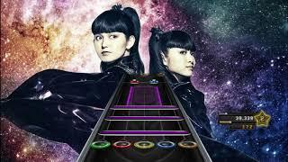 BABYMETAL - ↑↓←→BBAB (CH Chart)