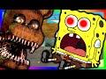 Spongebob Gets Possessed By Freddy?!?! | Gmod Roleplay video