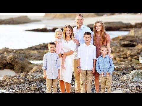 📸 STUNNING FAMILY PHOTO SHOOT AT LAGUNA BEACH 🏖️