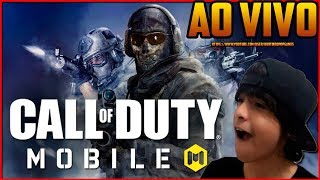 ???? CALL OF DUTY MOBILE MODO BATTLE ROYALE! GAMEPLAY EM PORTUGUÊS PT-BR ????