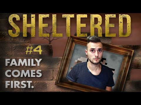 Sheltered - Gameplay ita - Che Casino! #4