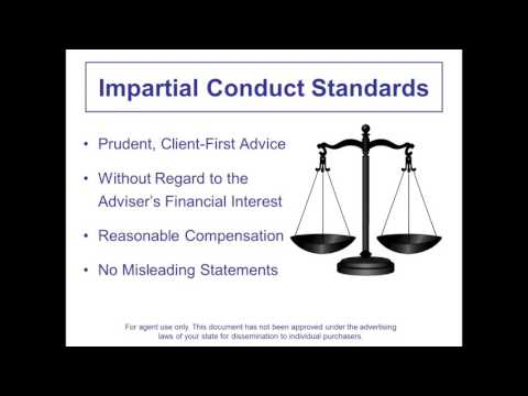 The DOL Fiduciary Standard 06 14 2016