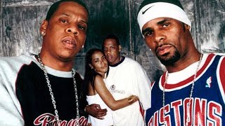JAY-Z & R. KELLY FEUD: PEPPER SPRAY AND LAWSUITS. WHAT REALLY HAPPENED.