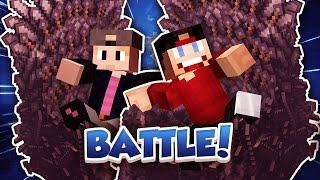 DE TROON BATTLE! - Minecraft Survival #178