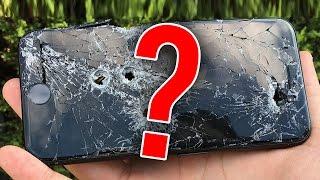 Kurşunladığımız iPhone 7 Garantiden Nasıl Geldi?