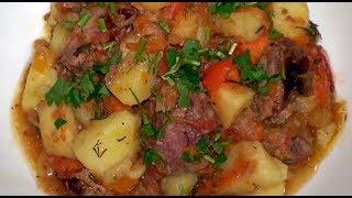 Индейка с овощами в Маruchi-47