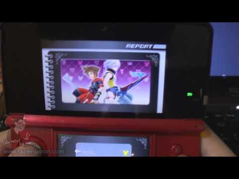 Nintendo 3Ds - Kingdom Hearts 3D Dream Drop Distance Comentado EN ESPAÑOL (By Razi)