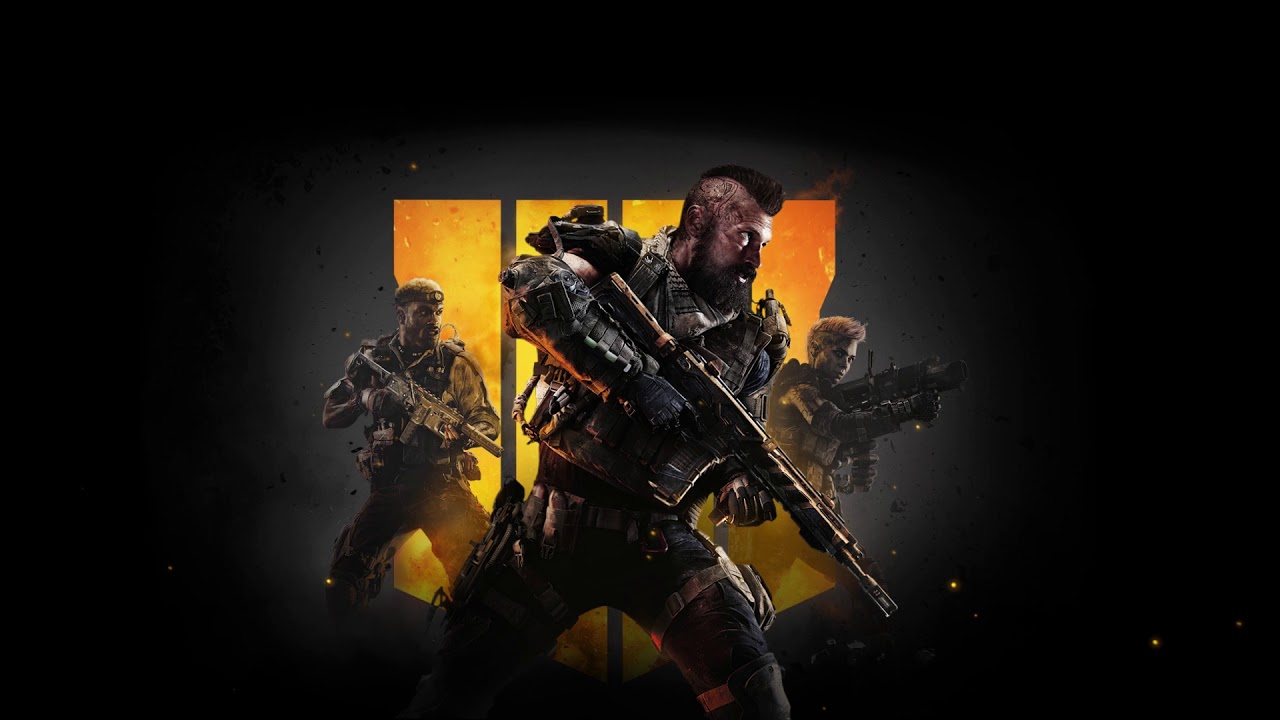 Call Of Duty Black Ops 4 Wallpaper Engine Youtube