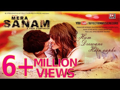 MERA SANAM | HUM DEEWANE HAIN AAPKE | SONG 2016 #Affection Music Records #Chandra surya