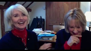 Women over 50 have a lovely chat about Christmas & make up sex Thumbnail
