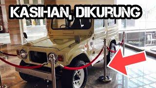 Review Singkat Daihatsu Taft Jadul