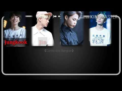 BTS {방탄 소년단}HOUSE OF CARDS KARAOKÊ