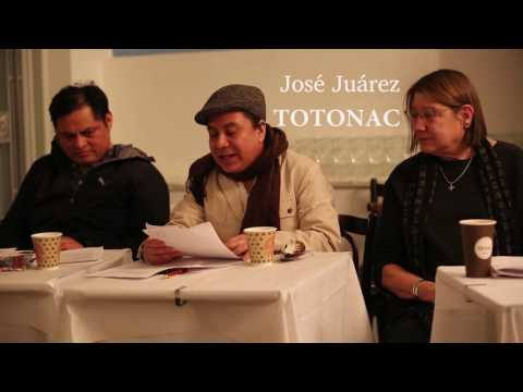 Kèxaptun - Poetry in NYC's Newest and Oldest Languages