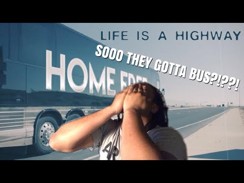 "RASCAL FLATTS ""LIFE IS A HIGHWAY"" (HOME FREE COVER) 
