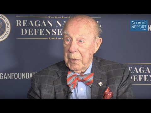 George Shultz on Global Security, Deterrence, National Debt, State Department Cuts
