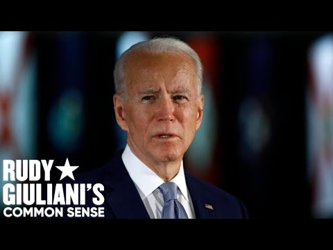 Doctors Question Whether Joe Biden Could Function As President | Rudy Giuliani Exclusive | Ep. 62