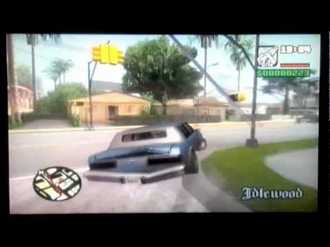Grand Theft Auto: San Andreas (Part 3)