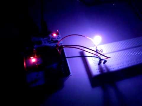 NUCLEO-F401REでカラーLED制御