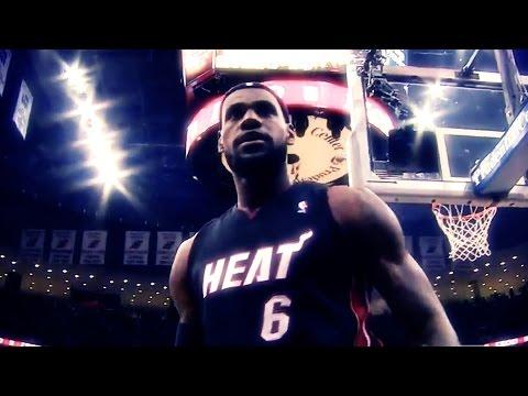 LeBron James - Unbelievable Unstoppable Unmatchable | 2012 MVP Season Highlights Mix