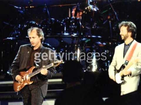 Eric Clapton and Mark Knopfler  After Midnight