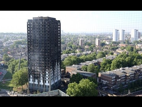 Failed by the State Grenfell documentary funded by RT