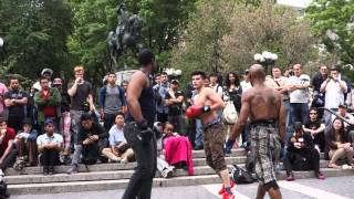 Union Square Boxing In Nyc - Partial 02