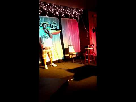 "The absolute worst stand-up I've ever seen in my life. A rude ""Comedian"" who just won't give up."
