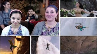 Khoya Hain /  Baahubali - The Beginning /  Prabhas & Tamannaah / Americans Reaction