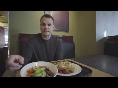 ACOTV Extra: Mako Heikkinen kertoo mitä AC Oulun huippu-urheilijat syövät