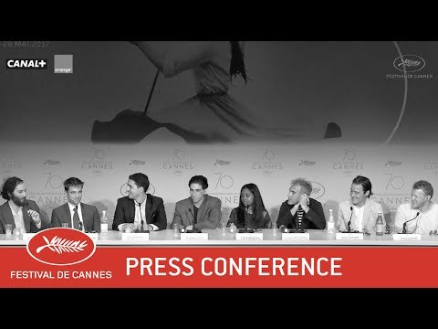 GOOD TIME - Press Conference - EV - Cannes 2017 streaming vf
