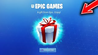 RE-SERMENT YOUR SECRET CADEAU on FORTNITE! SAISON 9 😮
