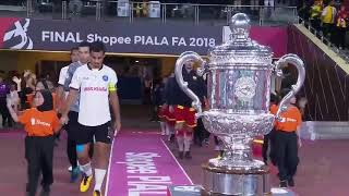 Shopee Piala FA Akhir 2018: Selangor FA VS Pahang FA (0-2) Highlights & Goals