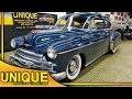 1949 Chevrolet Fleetline Deluxe 2Dr Sedan | For Sale $25,900