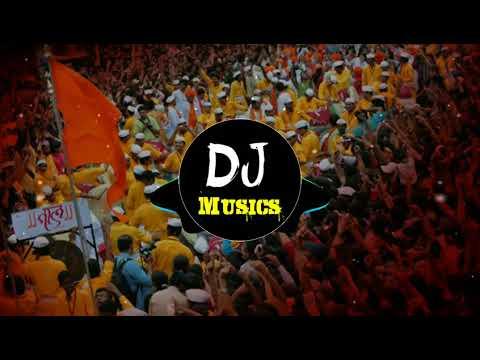 Banjo Dhol Tasha   DJ Lucky Yash Nsk Mix khalid  dj03008530005