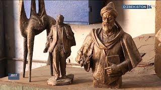 Обзор о развитии искусства скульптуры